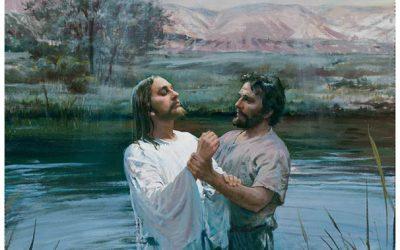 Qu'Apprenons-nous d'après le Baptême de Jésus Christ?