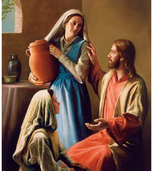 Des Femmes ont-elles suivi Jésus?