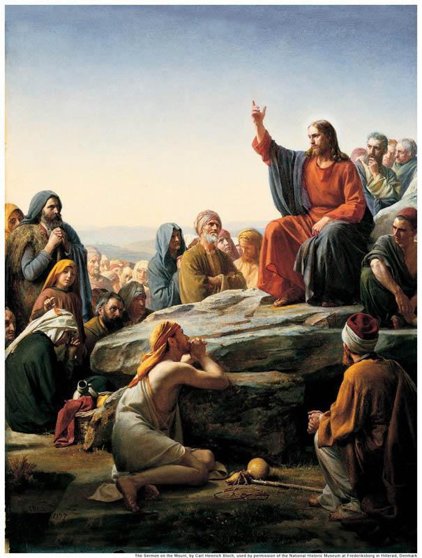 Le sermon sur le mont-Mormon