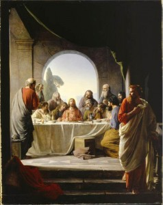 The Last Supper Mormon
