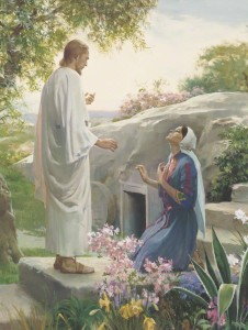 Resurrection Jesus Christ Mormon