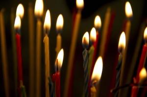 bougies-anniversaire mormon