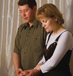 Jésus-Christ : La prière