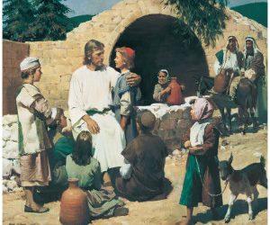 Jésus-Christ : Le processus du repentir et les béatitudes