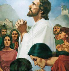 Jésus-Christ : Ne faire qu'un avec le Christ