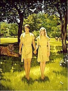 Adam-et-Eve Mormone