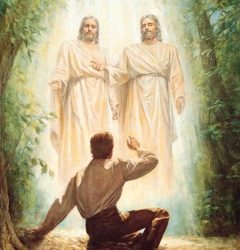 Les Mormons croient au Seigneur Jésus-Christ