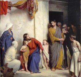 L'autorité de la prêtrise et le pouvoir du Sauveur