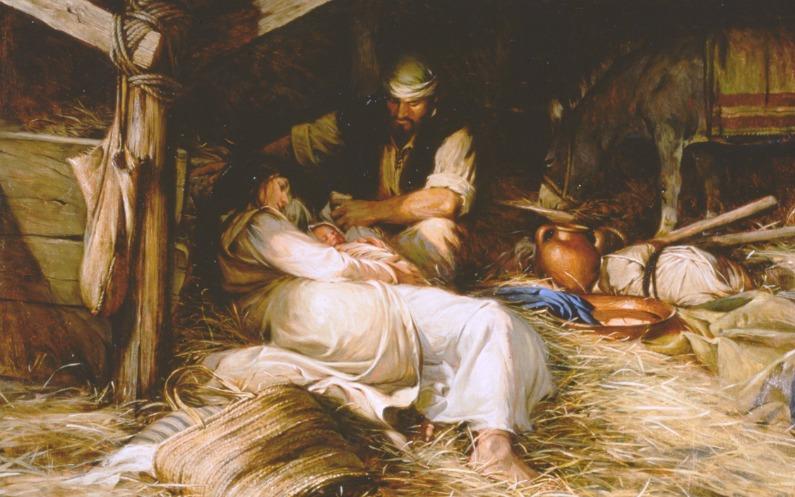 Se rappeler du Christ lors de Noël