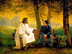 jesus-et-jeune-homme-banc