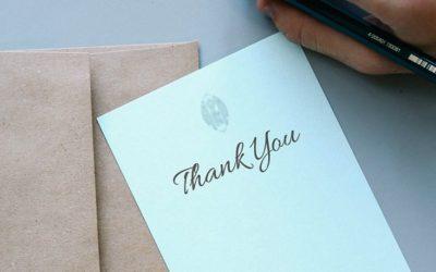 La gratitude: la clé de l'obéissance