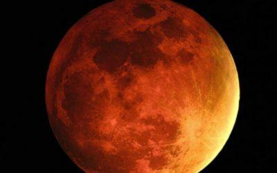 Lune de sang et autres signes de la Seconde Venue du Sauveur