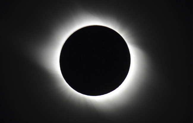 Le soleil obscurci