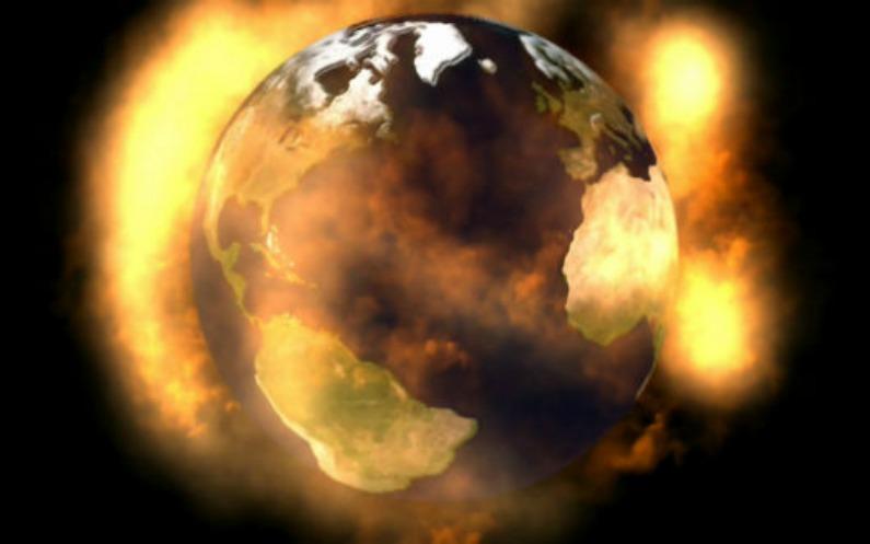 """Le """"feu"""" de la venue du Christ"""