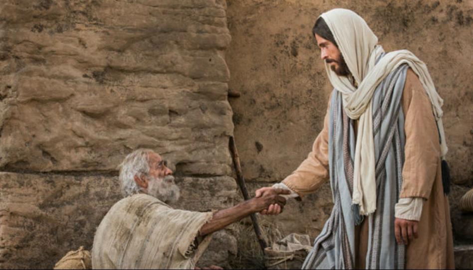 Pourquoi n'acceptez-vous pas la grâce de Jésus-Christ ?